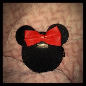 Minnie Mouse for Kate Spade Collection Coin Purse